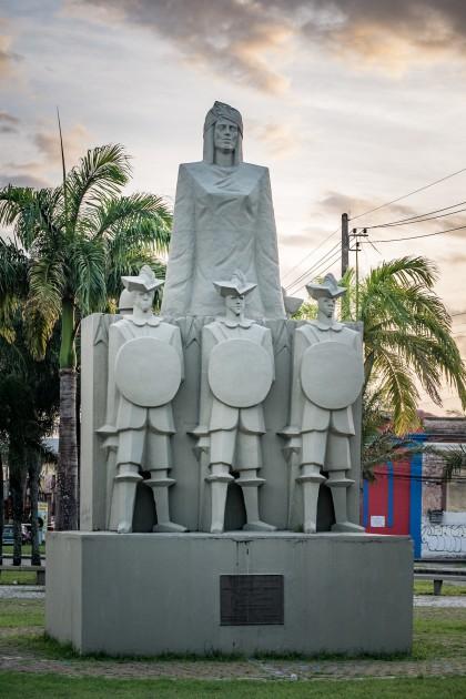 Monumento a Restauração Pernambucana, 1975