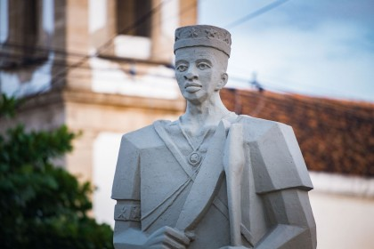Monumento a Zumbi