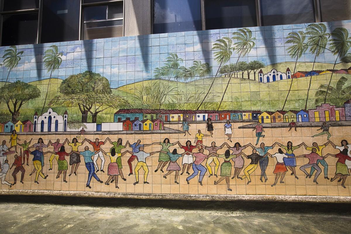 http://www.recifeartepublica.com.br/fotos/Brincadeira de Roda (Ciranda), 2008.