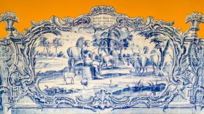 Painéis em Azulejos, século XVII