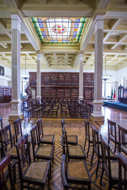 Vitrais do Gabinete Português de Leitura, 1928-1930